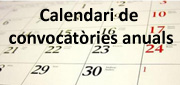 Banner Calendari convocatòries