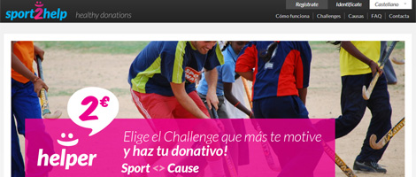 Sport2help