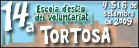 Escola d'Estiu del Voluntariat 2009