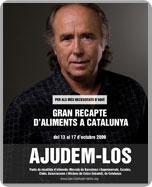 Gran recapte d'aliments a Catalunya