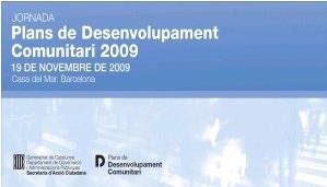Jornades Plans de Desenvolupament Comunitari