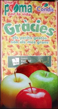 Poma per la vida 2010