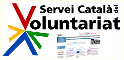 Servei Català del Voluntariat. Nou web