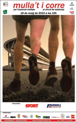 Mulla't i corre per l'esclerosi múltiple