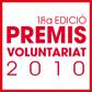 Premi Voluntariat 2010