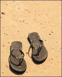 Sandalies de platja