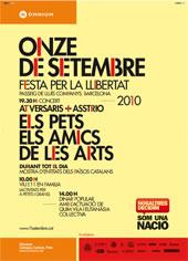 Cartell 11 de setembre Òmnium Cultural