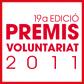 Imatge dels Premis Voluntariat 2011