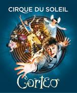 Sessió benèfica de Corteo, de Cirque du Soleil