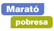 Logotip de la Marató per la pobresa