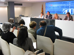 6a reunió del Consell de l'Associacionisme i el Voluntariat de Catalunya
